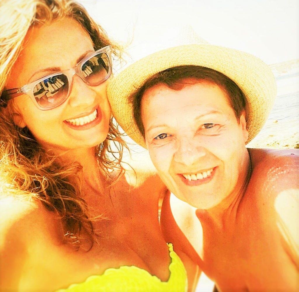 Essere madre: io con mia mamma