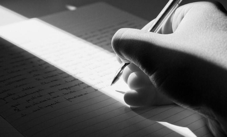 ricominicare scrivendo | Francesca Felaco Life coach