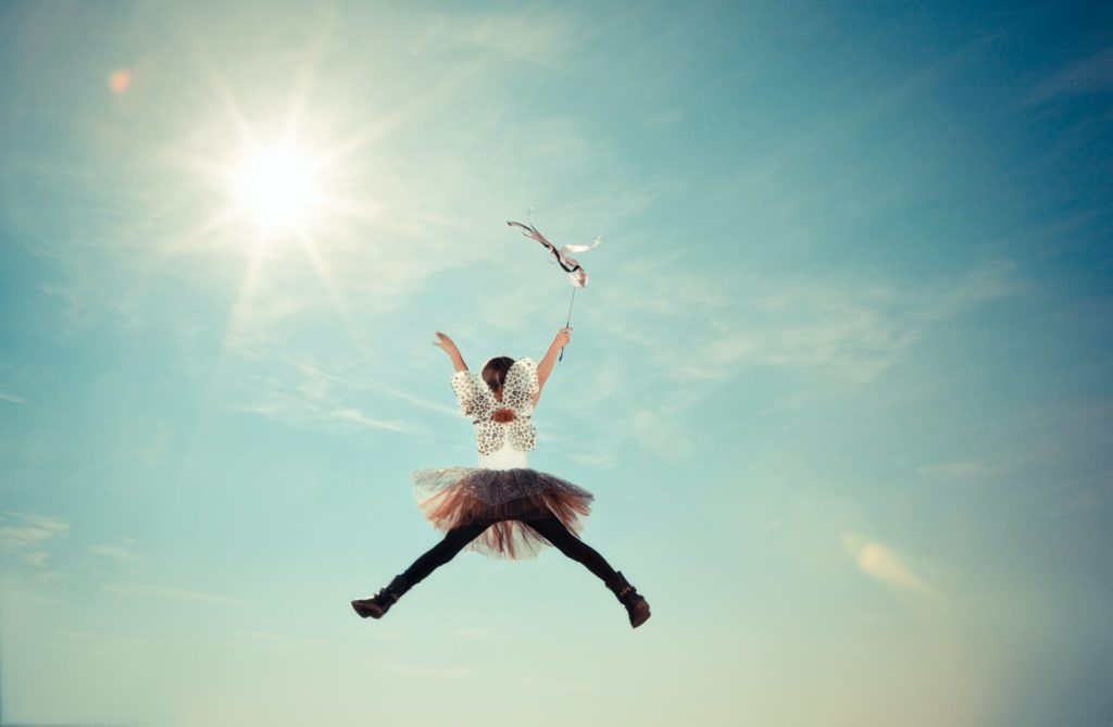 Aumentare l'autostima vola libera da ogni condizionamento