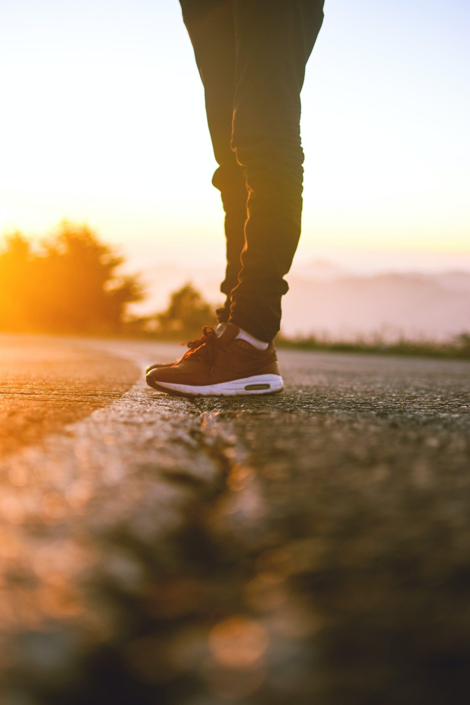 La strada verso il successo per il benessere mente e corpo