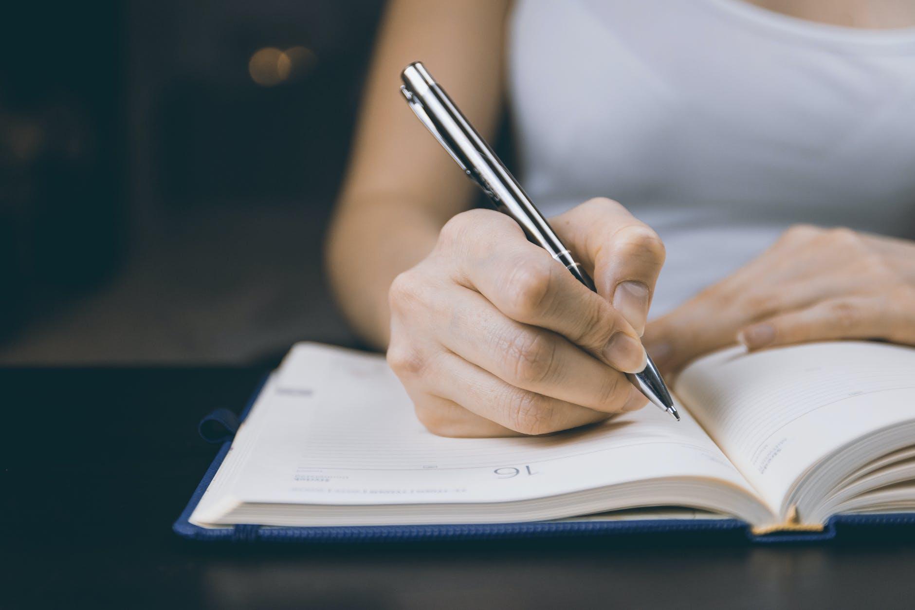 scrivere per ritrovare la tua